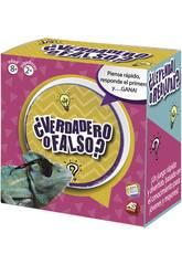 Juego de Mesa Verdadero o Falso Cefa Toys 21861