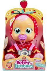 Bebés Llorones Tutti Frutti Ella Fresa IMC Toys 93812