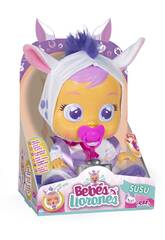 Bebés Llorones Susu Exclusiva IMC Toys 93652