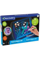 Discovery Pizarra Mágica Led World Brands 6000112