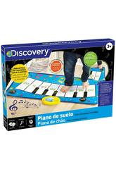 Discovery Piano de Suelo con Canciones World Brands 6000182