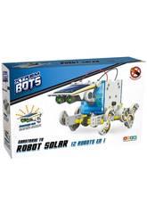 Robot Solar 12 en 1 World Brands XT380773