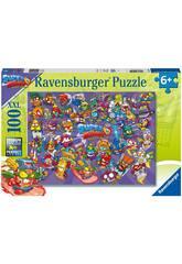 Puzzle XXL Superzings 100 Ravensburger 12914
