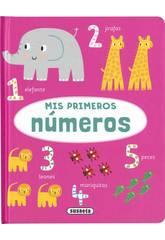 Apprentissage Précoce Mes Premiers Nombres Susaeta S5098002