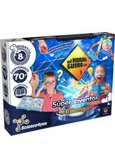 Super Invenções de O Formigueiro Science4You 80002758