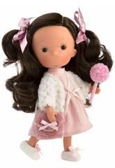 Poupée Miss Minis Dana Star 26 cm. Llorens 52604