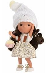 Bambola Miss Minis Luci Moon 26 cm. Llorens 52605
