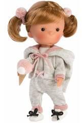 Boneca Miss Minis Pixi Pink 26 cm. Llorens 52606