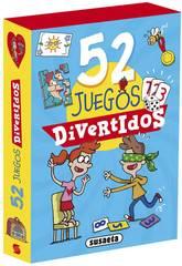 Barajas Juegos Actividades 52 Juegos Divertidos Susaeta S3440001