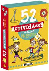 Barajas Juegos Actividades 52 Actividades para No Aburrirse Susaeta S3440002