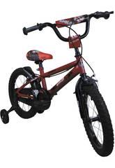 Bicicleta 16 Apolon Roja Umit J1660-1