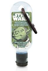 Gel Hydro Alcoolique 30 ml. Clip Disney Star Wars Yoda