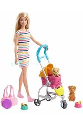 Barbie e i Suoi Cuccioli Mattel GHV92