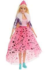 Prinzessin Deluxe Rosa Mattel GML76