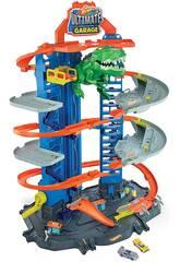 Hot Wheels City Il Garage Definitivo di HW Mattel GJL14
