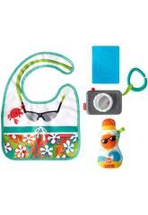 Fisher Price Conjunto de Regalo Tiny Tourist Mattel GKC50