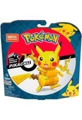 Pokémon Mega Construx Pikachu Mattel GMD31