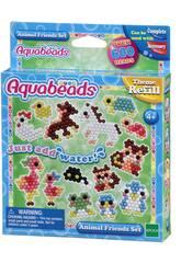 Aquabeads Set de Animais Epoch Para Imaginar 79298
