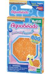 Aquabeads Pack Contas Joia Laranja Epoch Para Imaginar 32678