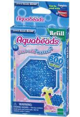 Aquabeads Pack Perles Bijou Bleu Epoch Para Imaginar 32708