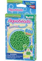Aquabeads Pack Perline Solide Verde Chiaro Epoch Para Imaginar 32538