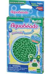 Aquabeads Pack Perline Solide Verde Scuro Epoch Para Imaginar 32548