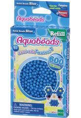 Aquabeads Pack Contas Sólidos Azul Epoch Para Imaginar 32568