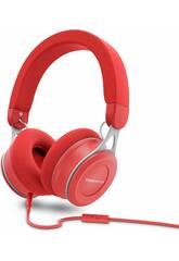 Auriculares Headphones Urban 3 Mic Red Energy Sistem 44690
