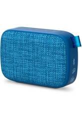Haut-parleur Portable Fabric Box 1+ Pocket Blueberry Energy Sistem 44646