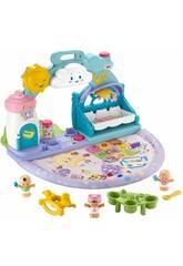 Fisher Price Little People Gran Habitación Bebé Mattel GWT76