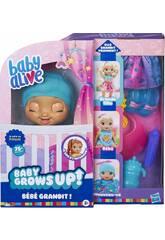 Baby Alive Martina Crece de Verdad Hasbro E8199