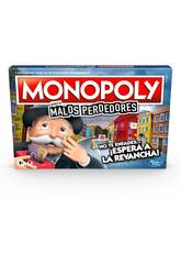 Monopoly pour les Mauvais Perdants Hasbro E9972