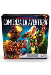 Dungeons & Dragons Adventure Begins Hasbro E9418