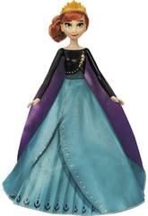 Frozen II Poupée Anna Transformation Hasbro E9419