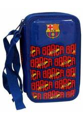 Plumier Triple FC Barcelone CYP EP313BC