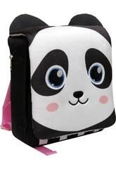 Mochila Infantil Oso Panda Bagoose CYP MC-114-B