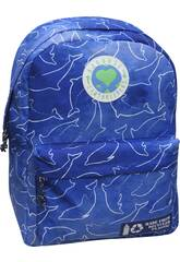 Mochila Juvenil Adaptable a Trolley Dolphins by Bagoose Earth CYP MC-99-B