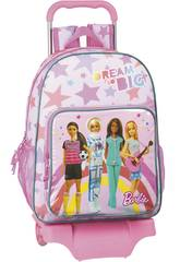 Mochila con Carro Barbie Dream So Big Safta 612010160