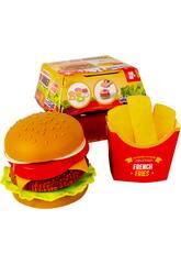 Big Burger Hamburger