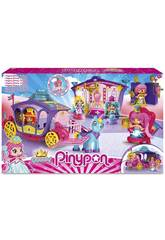 PinyPon Carrozza Queens Famosa 700015805
