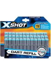 X-Shot 36 Freccette Ricambi Zuru 3618