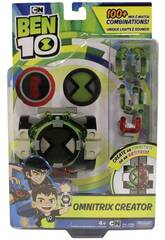 Ben 10 Deluxe Omnitrix Creator Set Famosa BEN51111