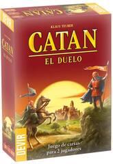 Catan El Duelo Devir BGCATDU