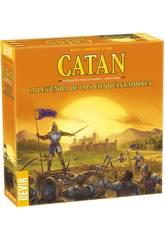 Catan Cenários para Cidades e Cavaleiros A Lenda dos Conquistadores Devir BGCATLEY