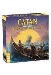 Catan Espansione Pirati e Esploratori Devir BGPIREX