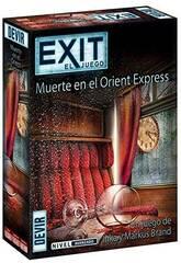 Exit Muerte en el Orient Express Devir BGEXIT8