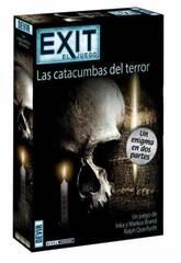 Exit Le Catacombe del Terrore Devir BGEXIT9