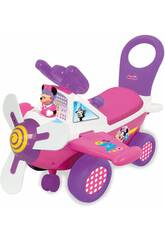 Minnie Flugzeug Kinderwagen Kiddieland 53207