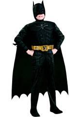 Disfraz Niño Batman Musculos con Accesorios T-L Rubies 881290-L