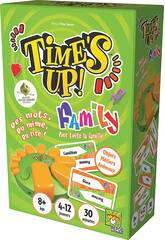 Time´s Up Family Versione Verde Asmodee RPTUFA03